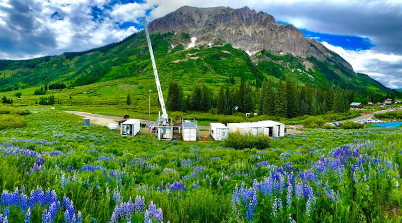 The SAIL site in Gothic, Colorado CREDIT: Ken Williams/Berkeley Lab
