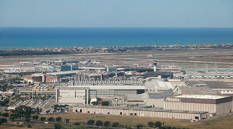 Aeroporti Di Roma - Fiumicino Airport. Photo Credit: Ra Boe, Wikipedia Commons