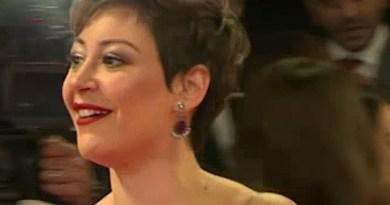 File photo of Egyptian actress Menna Shalaby. Photo credit: Al Aan Arabic Television تلفزيون الآن - إطلالات نجمات الوطن العربي في مهرجان دبي السينمائي الدولي
