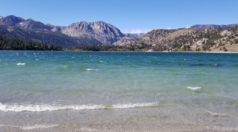 Climate change is disrupting the water cycle in the Sierra Nevada in ways that are challenging to predict, which lowers society's resilience by limiting water resources. CREDIT: Mike McGlue, University of Kentucky