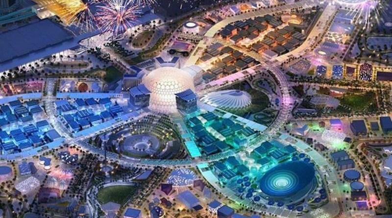 Expo 2020 Dubai, UAE. (Photo Supplied)