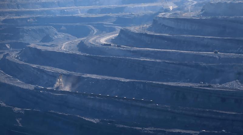 Coal mine in Kazakhstan. Photo Credit: Bogatyr Coal