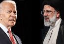 US President Joe Biden and President Ebrahim Raisi (Photo montage)