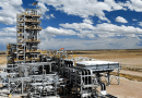 ExxonMobil's Shute Creek commercial demonstration plant in Wyoming is pictured. Credit: ExxonMobil.