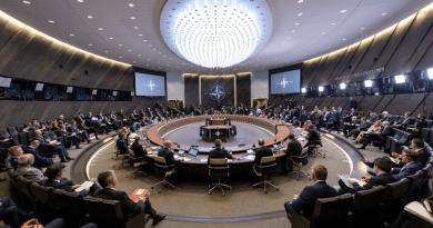 NATO Defence Ministers. Photo Credit: NATO
