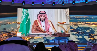 Saudi Arabia's Crown Prince Mohammed bin Salman. Photo Credit: AN