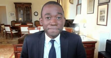 Wally Adeyemo, US Deputy Secretary of the Treasury Department