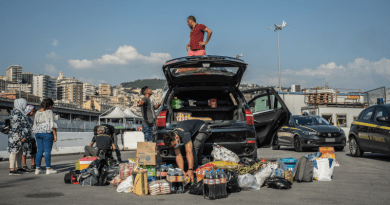 Frontex, the European Union's Border and Coast Guard Agency, deployed officers in Italy and France to assist local authorities in profiling passengers, identifying document fraud and detecting illicit activities. Photo Credit: INTERPOL