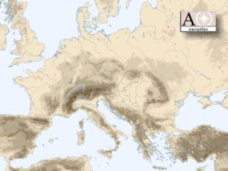 Euratlas Geography Maps Atlas of Europe