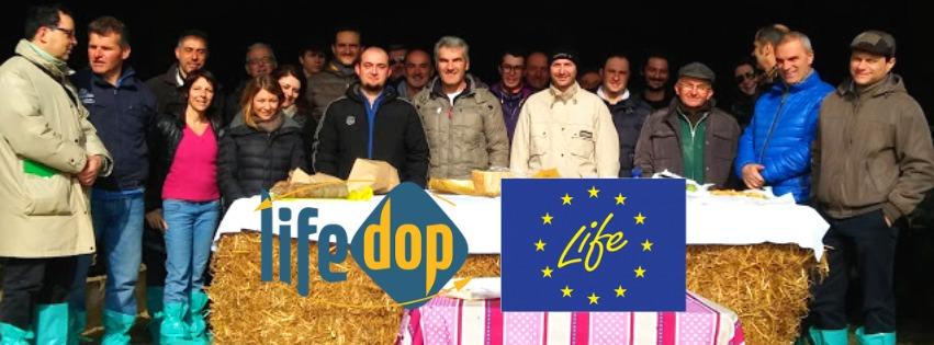 LIFE DOP: seconda visita di monitoraggio