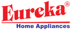 Eureka Home Appliances Logo Footer
