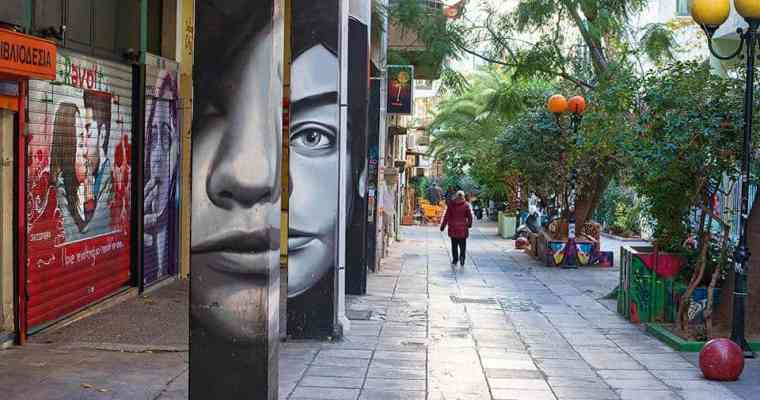 Exarcheia walking tour: modern, alternative and bohemian!