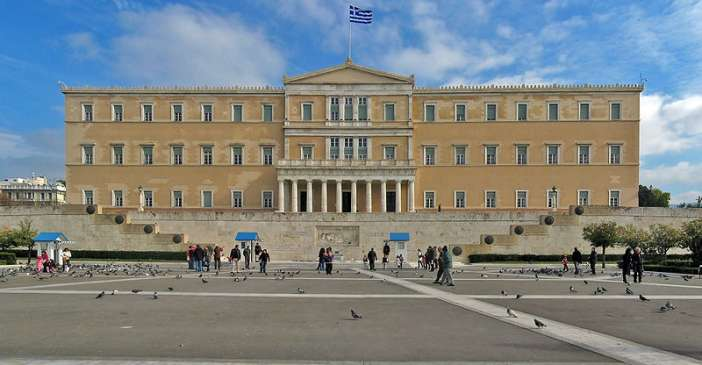 Syntagma square and around