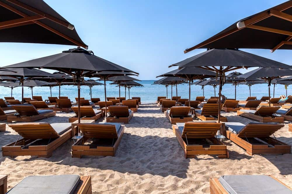The best beaches close to Athens!