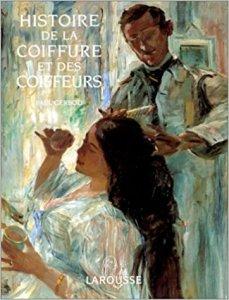 couverture du livre Histoire de la coiffure et des coiffeurs