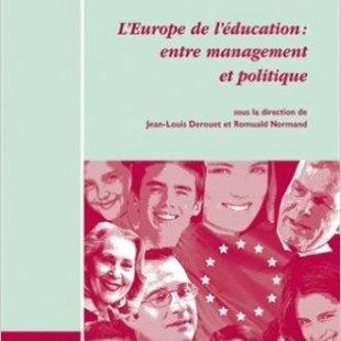 couverture de l'Europe de l'Education