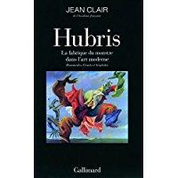 couverture du livre Hubris