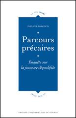 couverture du livre Parcours précaires