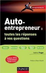 je dois faire une bibliographie sur le sujet suivant : L'auto-entreprenariat.