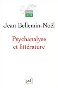 couverture du livre Psychanalyse et littérature