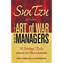 couverture de Jun Tzu - The art of war for managers