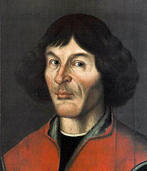 portrait de Copernic, 1580 Musée de Torun