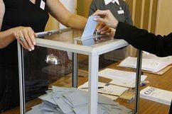 photographie d'urne électorale