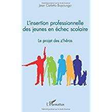 couverture du livre L'insertion professionnelle des jeunes en échec scolaire