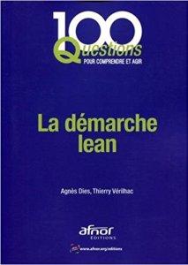 couverture du livre La démarche Lean