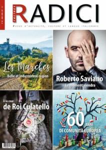 Couverture de la revue Radici