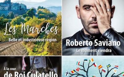 Pourriez-vous me conseiller un magazine italien pour francophones? (type vocable)