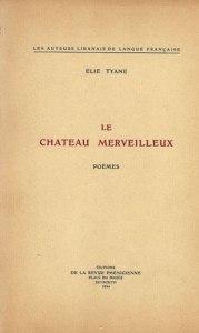 Couverture du livre Le château merveilleux