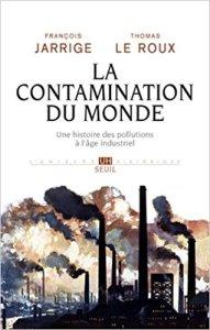 couverture du livre La contamination du Monde