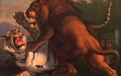 Qui est le plus fort du lion ou du tigre ?