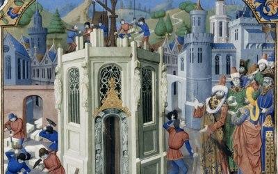 j'ai lu (et appris) que la perspective en art, avait été découverte au XVe siècle, officiellement par Filippo Brunelleschi…