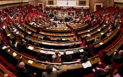 Je cherche la répartition par parti politique du nombre de femmes élues députées à l'Assemblée nationale en 2017…