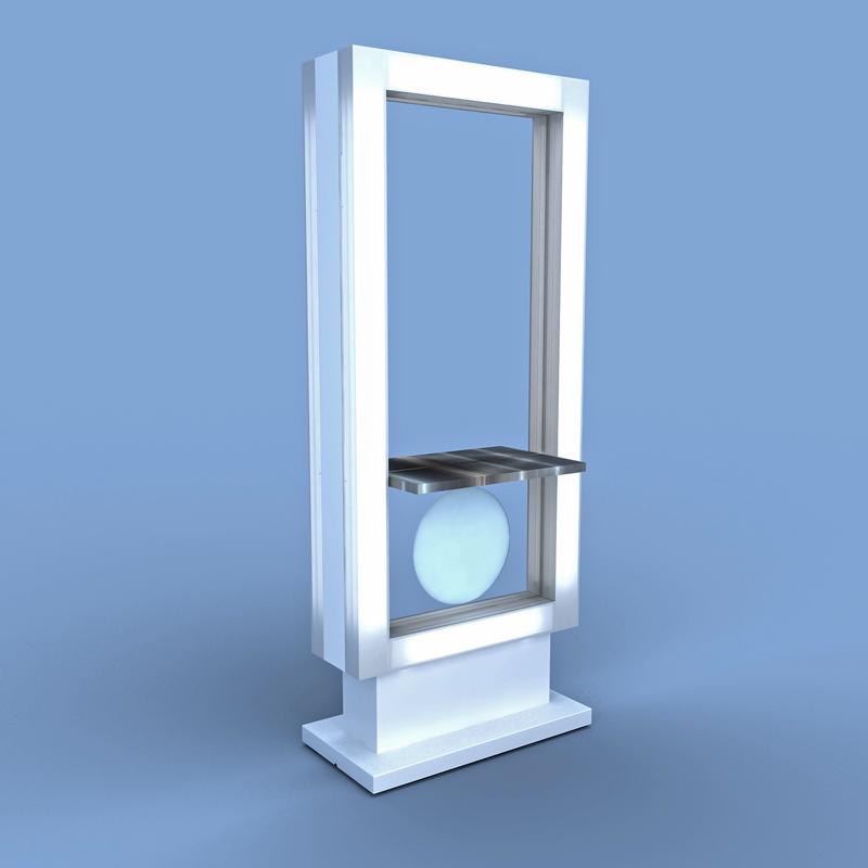 Vega Salon Styling Mirror