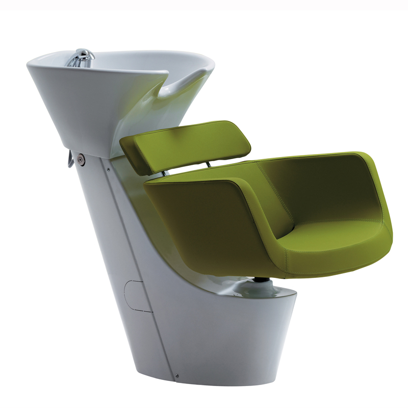 Eco Fun Shampoo Bowl Green