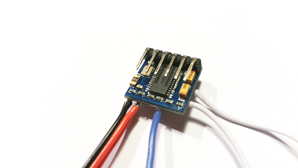 Micro Minimum Osd Wiring For Race Quads