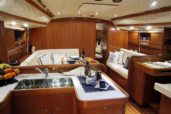GRAND SOLEIL 45 Croatia Sailing Yachts Charter