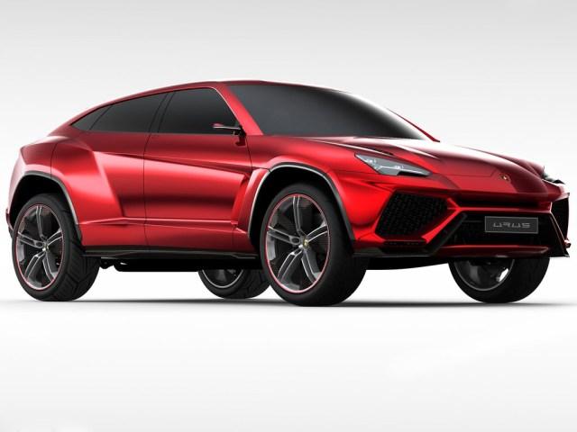 Lamborghini-Urus-front