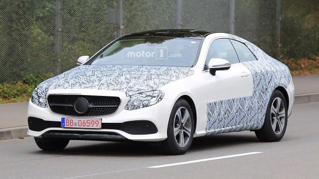 2018-mercedes-e-class-coupe-spy-photo