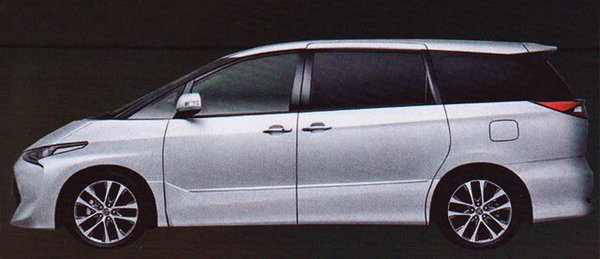 New-leaks-reveal-the-side-of-the-2017-Toyota-Previa