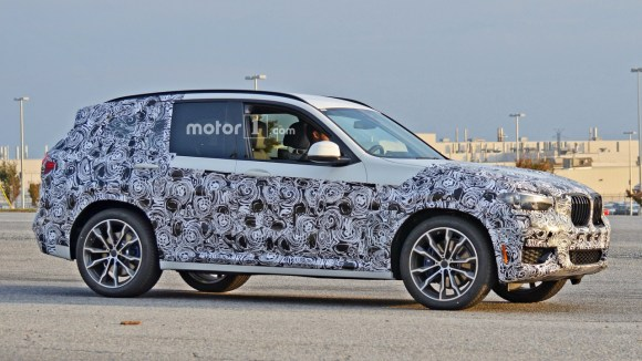 2018-bmw-x3-spy-photo-1