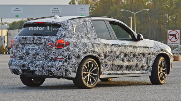 2018-bmw-x3-spy-photo-2