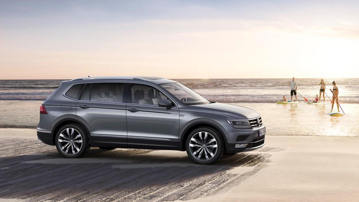 VW フォルクスワーゲン 新型ティグアン オールスペース  2017 XL LWB 写真・動画情報
