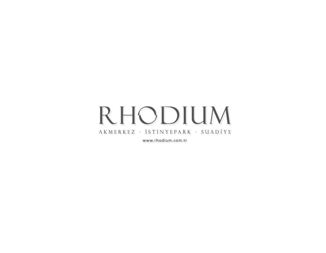 Rhodium - Aksesuar