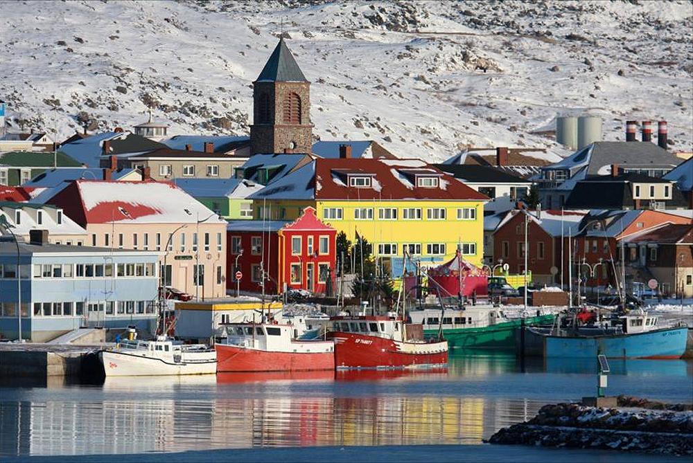 Saint-Pierre et Miquelon, archipel français aux portes du Canada