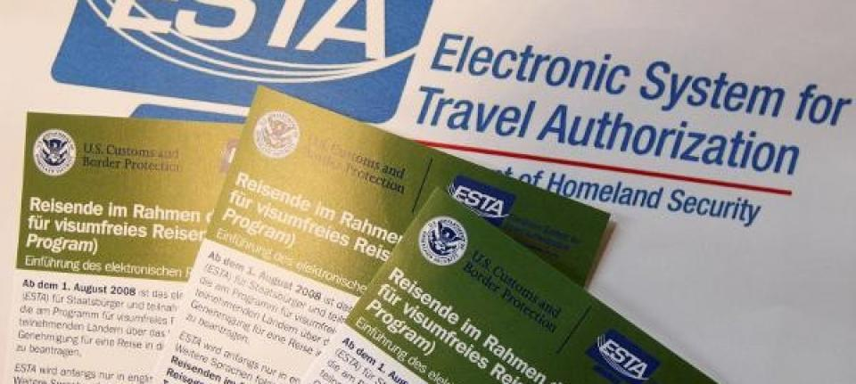Les informations à savoir concernant l'Electronic System for Travel Authorization ou ESTA