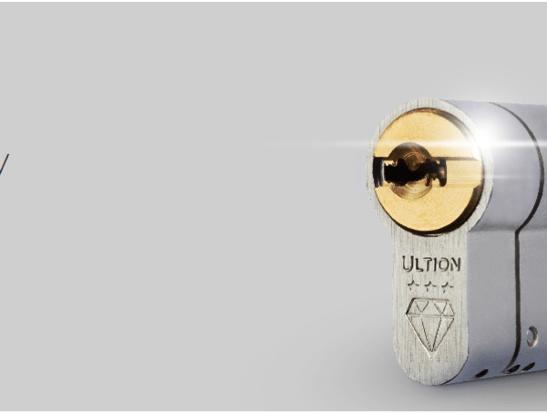 Ultion 3 Star Diamond Sold Secure Locks and key cutting